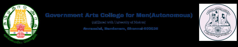 Government Arts College for Men (Autonomous)
